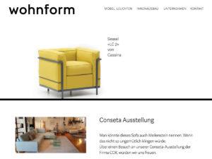 Wohnform Tschümperlin