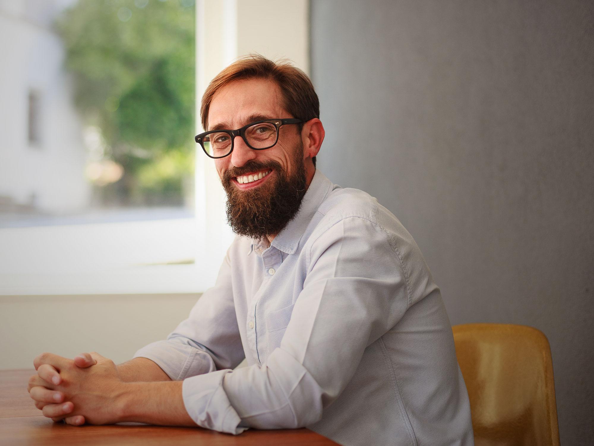 Portrait von Matthias Ulrich