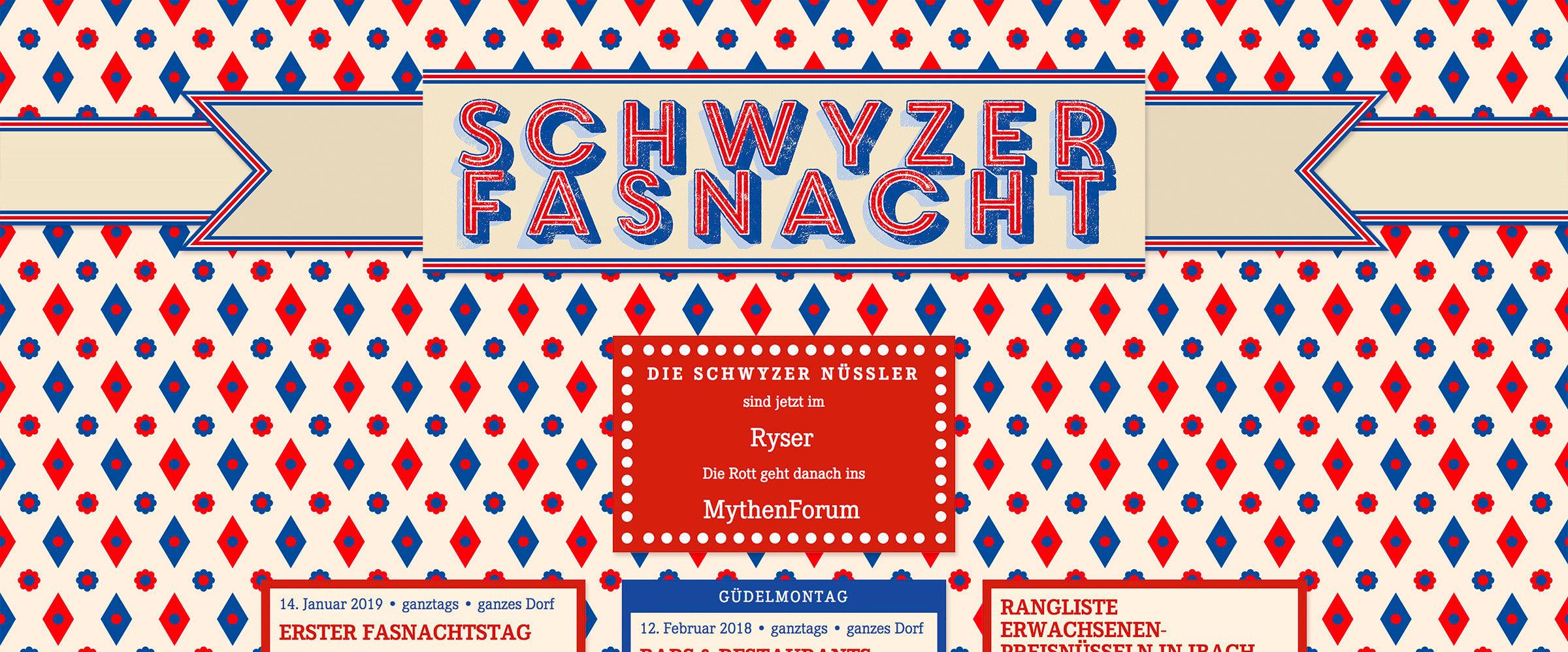 Schwyzer Fasnacht